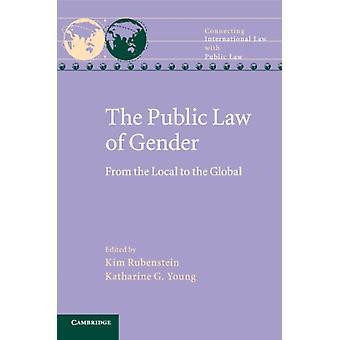Public Law of Gender by Kim Rubenstein