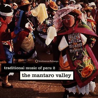 Traditional Music of Peru - Traditional Music of Peru: Vol. 2-Mantaro Valley [CD] USA import