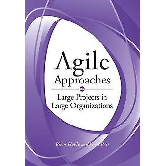 Agile Approaches on Large Projects in Large Organizations by Brian Ho