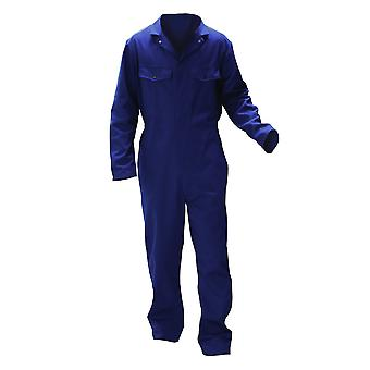 Warrior Mens Stud Front Coverall