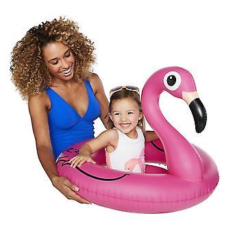 Bigmouth lil' flamingo float