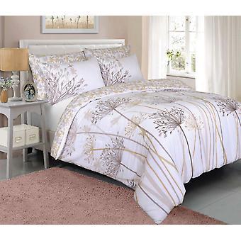 Wiese natürliche Bettwäsche Set