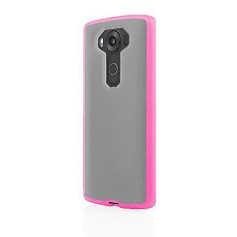 Incipio Shock absorbing Octane Case for LG V10 - Frost/Pink