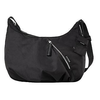 Crumpler doozie κάμερα Hobo τσάντα μαύρο/μεταλλικό ασημί