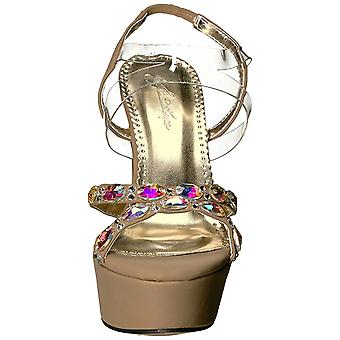 Benjamin Walk Women's Scarlet Heeled Sandal