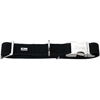 Hunter Collar Softie Black (Dogs , Collars, Leads and Harnesses , Collars)