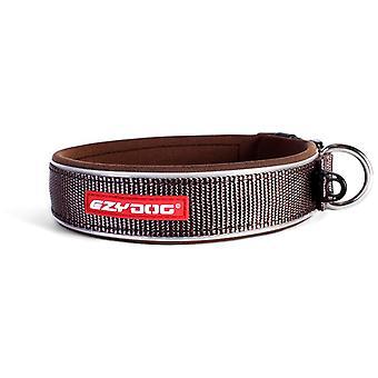 Ezydog Collar Neo Classic Marrón (Honden , Halsbanden en Riemen , Halsbanden)