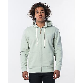Rip Curl Men-apos;s Zip Fleece - Eco Craft seagrass