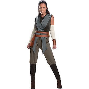 Last Jedi Rey Adult Costume