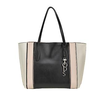 Tod's Ezgl027052 Women's Multicolor Leather Tote