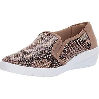 Anne Klein Womens Yourday Low Top Slip On Fashion Sneakers
