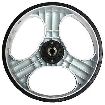 Charles Bentley 2011/Present Golf Trolley Spare Replacement Right Wheel White