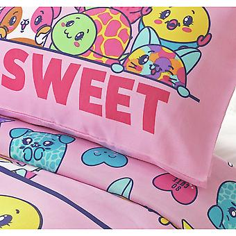 Pikmi Pops Childrens/Kids So Sweet Duvet Cover Set