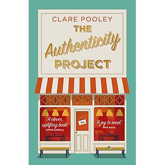 The Authenticity Project  The feelgood novel of 2020 by Clare Pooley