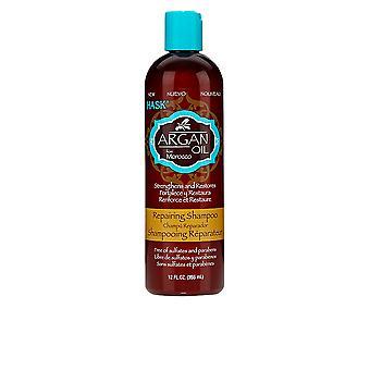 Hask Argan Oil Repairing Shampoo 355 Ml Unisex