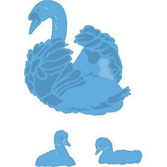Marianne Design Creatables Kutte Dør - Tiny's Swan LR0408