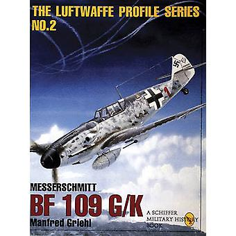 The Luftwaffe Profile Series - Number 2 by Manfred Griehl - David John