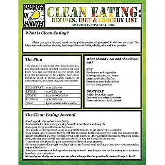 Clean Eating Recipes Diet  Grocery List by Parsons & Anne V.