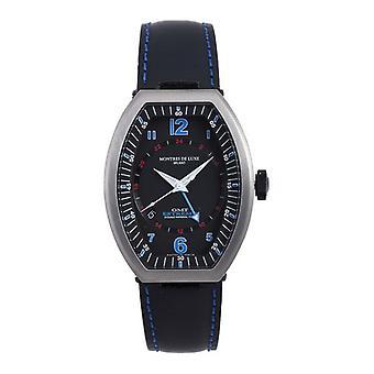 Men's Watch Montres de Luxe 09EX-9601 (39 mm) (Ø 39 mm)