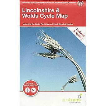 Lincolnshire & Wolds Cycle - Including the Water Rail Way and 5 In