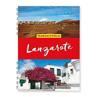 Lanzarote Marco Polo Travel Guide - with pull out map by Marco Polo -