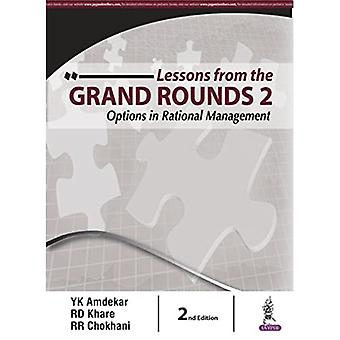 Lessons from the Grand Rounds 2: Options in Rational Management
