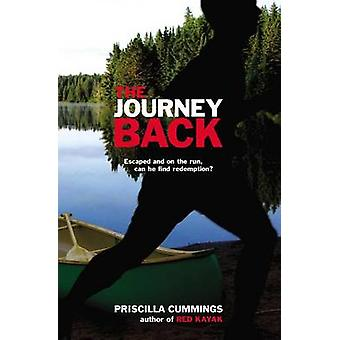 The Journey Back by Priscilla Cummings - 9780142422908 Book