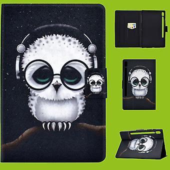 Für Samsung Galaxy Tab S6 Lite P610 P615 Motiv 54 Tablet Tasche Kunst Leder Hülle Etuis