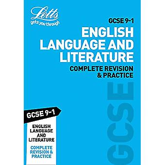 GCSE 9-1 English Language and English Literature Complete Revision &a