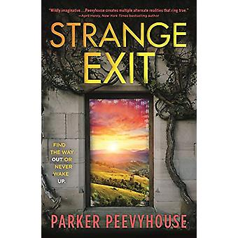 Strange Exit by Parker Peevyhouse - 9780765399427 Book