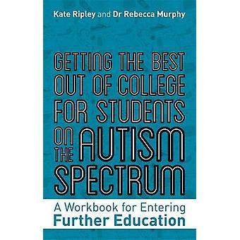 Obtendo o melhor fora da faculdade para estudantes no espectro do autismo -