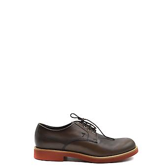 Tod's Ezbc025113 Men's Brown Leather Loafers