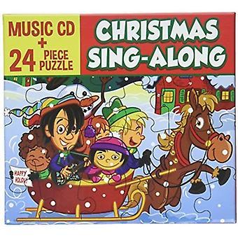 Various Artist - Christmas Sing Along [CD] USA import