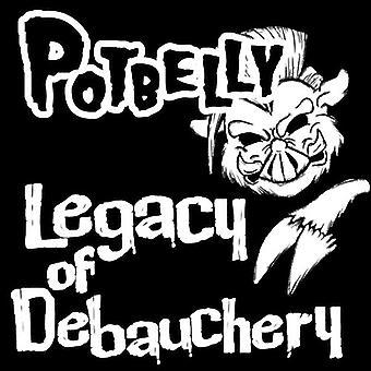 Legacy Of Debauchery [CD] USA import