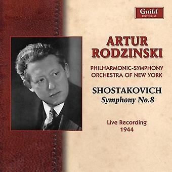 Symphony No.8 [CD] USA import