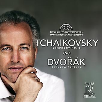 Dvorak, a. / Pittsburgh Symphony Orchestra - Tchaikovsky: Symphony No. 6 & Dvorak: Rusalka [SACD] USA import