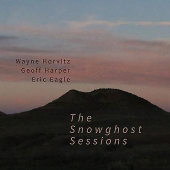 Wayne Horvitz - Snowghost Sessions [CD] USA import
