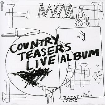 Country Teasers - Live Album [CD] USA import
