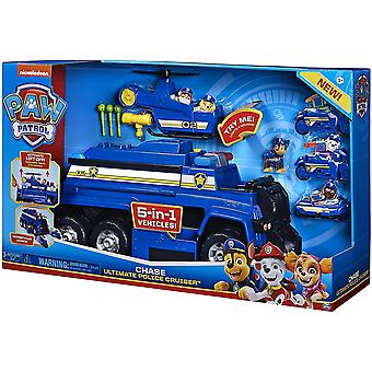 Paw Patrol Chase DLX Police Cruiser