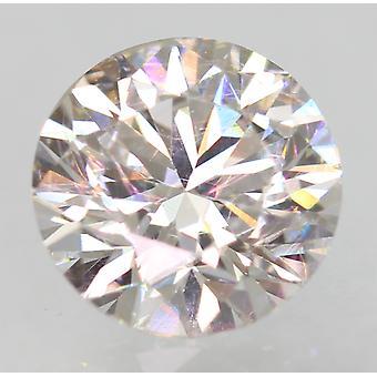 Zertifiziert 1.01 Karat F VVS2 Round Brilliant Enhanced Natural Loose Diamond 6.34m