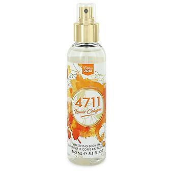 4711 Remix by 4711 Body Spray (Unisex 2018) 5.1 oz  / 151 ml (Men)