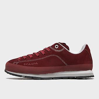 Scarpa Women's  Margarita Walking Shoes Burgundy