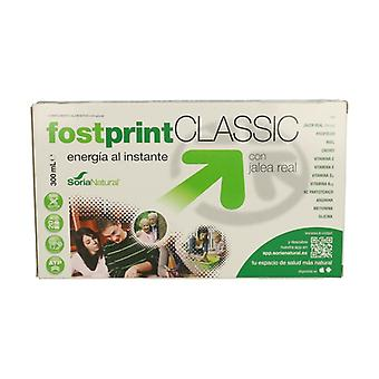 Fost Print Classic (With Royal Jelly) 20 ampoules of 15ml (Wild berries)