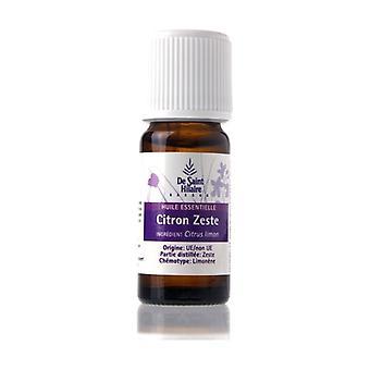 Organic Lemon Zest essential oil 50 ml