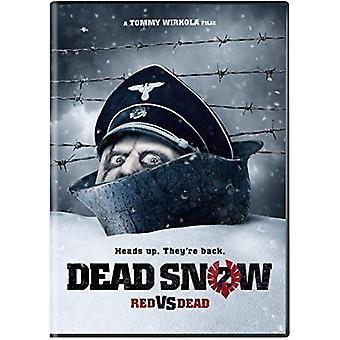 Dead Snow 2: Red vs Dead [DVD] USA import