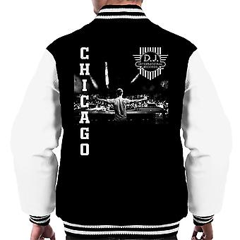 DJ International Chicago Live Men's Varsity Jacket