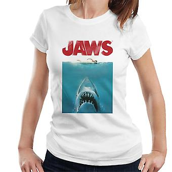 Jaws Classic Poster Women's T-Shirt