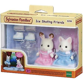 Sylvanian Families Ice Skating Friends 5258