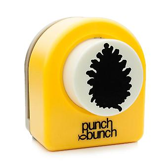 Punch Bunch Large Punch - Pinecone