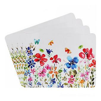 Butterfly Meadow Placemats (Set Of 4)